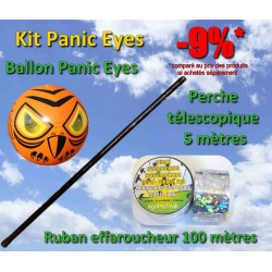 Panic Eyes - Complete kit