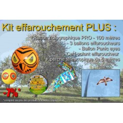 Kit ahuyentamiento PLUS