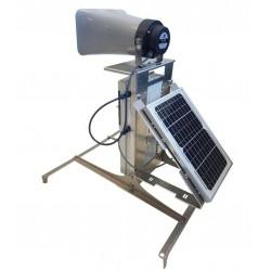Módulo solar opcional de 10W para el AviTrac®