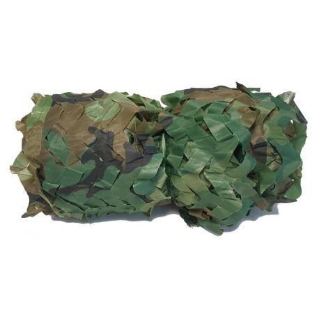 Filet de camouflage 3*3 mètres