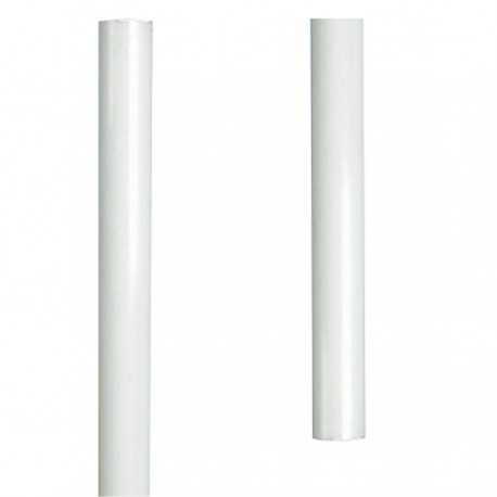 Stake for telescopic pole