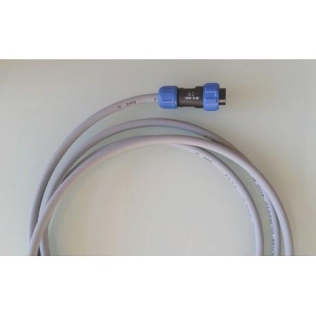 Cable d'alimentation ou charge 5 mètres