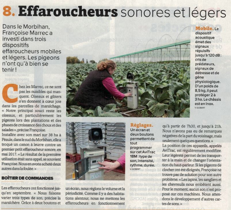 AgriProTech France Agricole