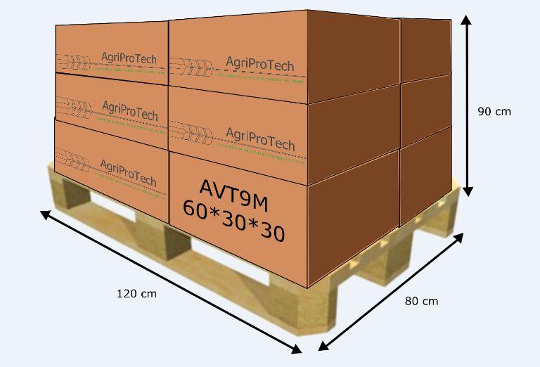 Palette effaroucheur AVT9M